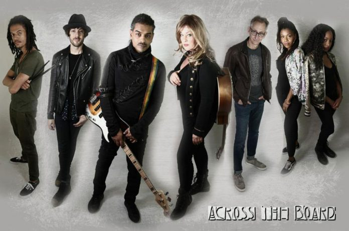 Band - Across The Board