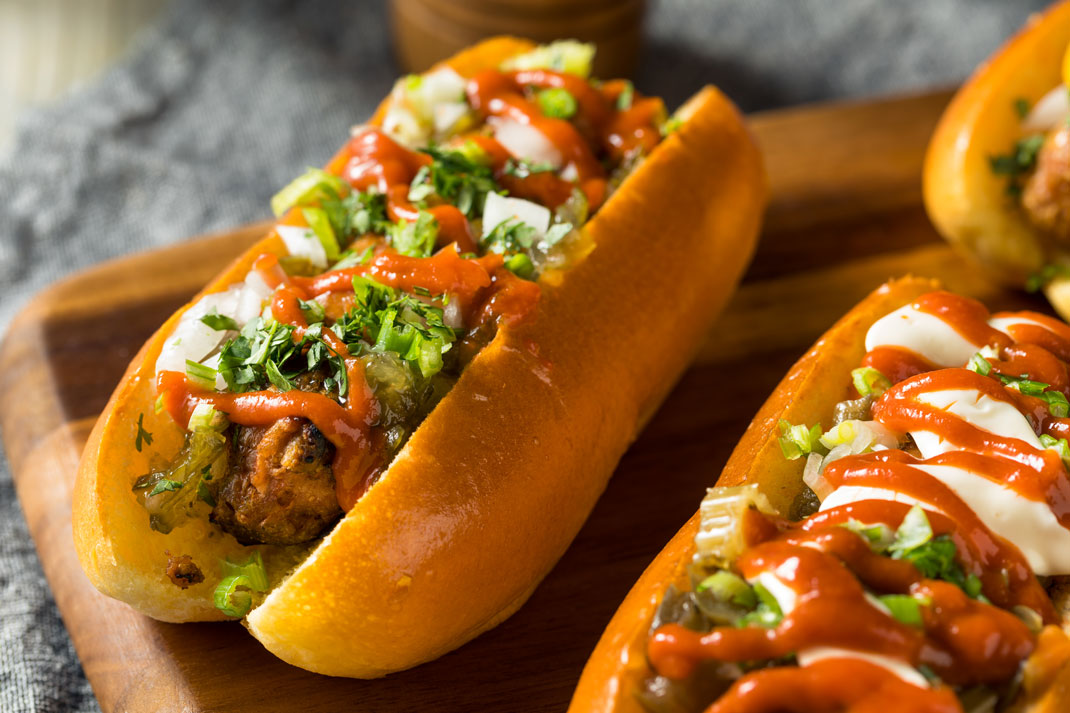 Wild Game Recipe: Grilled Venison Hot Dogs on Homemade Hoagies   Hunting Magazine