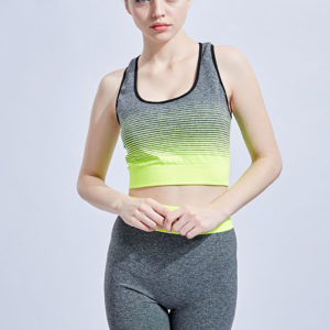 Swim Rags Uplifting Green Fitness Yoga Exercise Outfit (1)