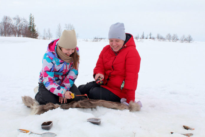 Ice Fishing Shelters | Outdoor Newspaper