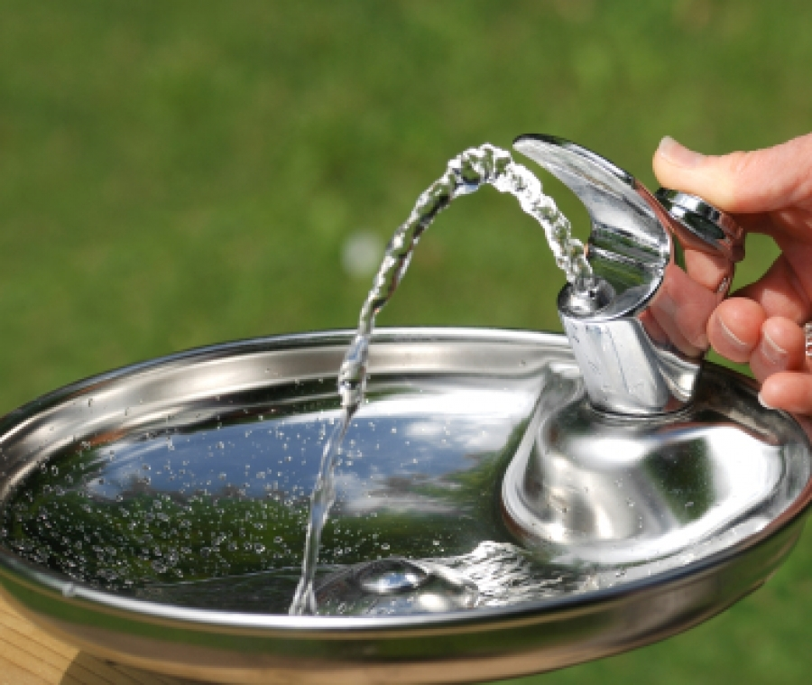 Over 99% Safe Drinking Water