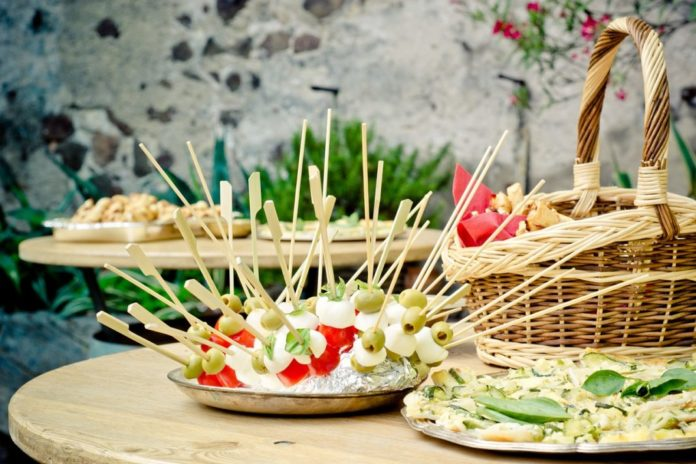 Simple Appetizers for Your Holiday Gathering