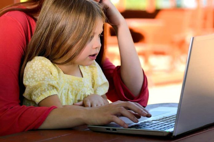 Be involved, knowledgeable and interested in the devices, apps and sites your children visit while online