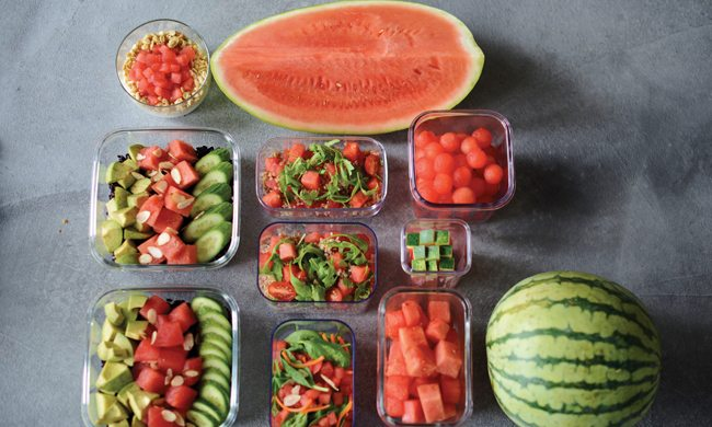 How-to Eat Healthy & Well On-the-Go